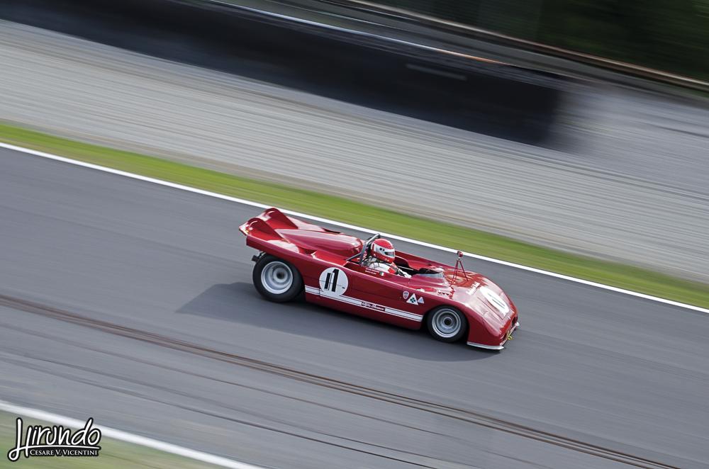Alfa 33/3 Merzario