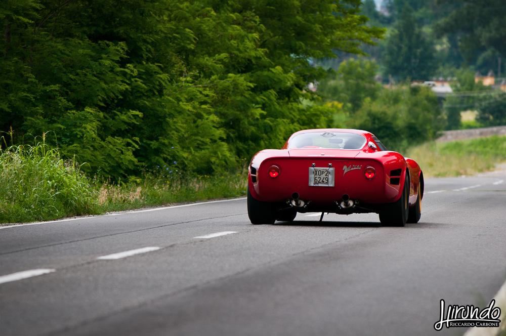 Marciano 268A rear